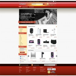 Shopland - Bigcommerce Template