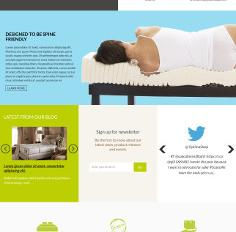 Optimasleep - Bigcommerce  website development