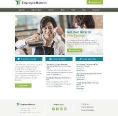 Employeematters - Magento website development