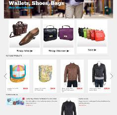 Leatheropia - Bigcommerce  website development