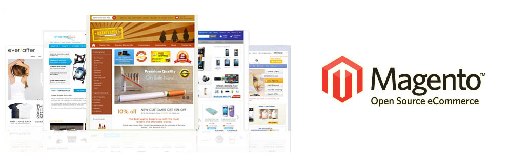 Magento Web Design and Development