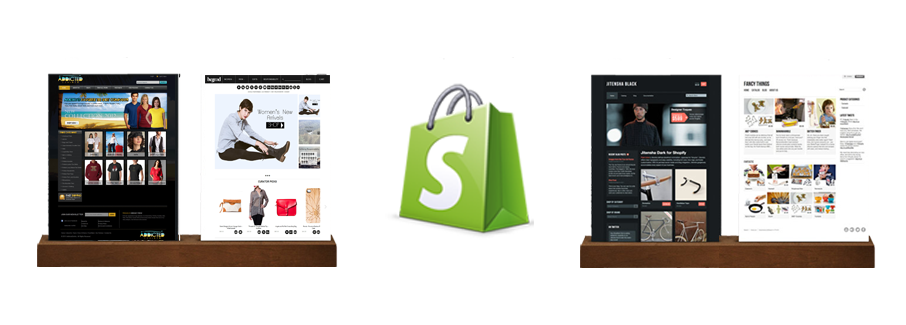 shopify Web Design and Development
